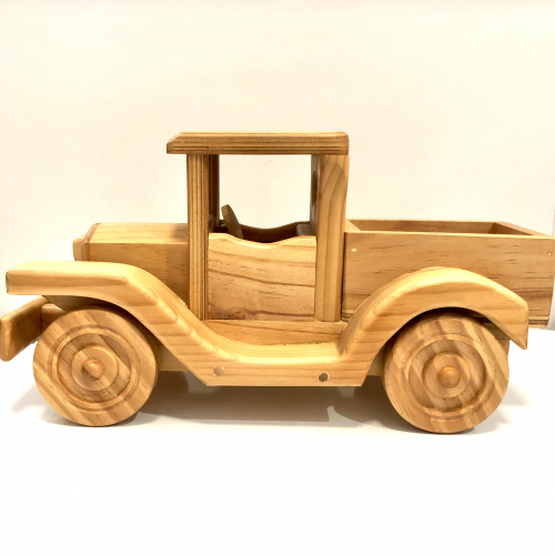 Wooden and Rattan Toys