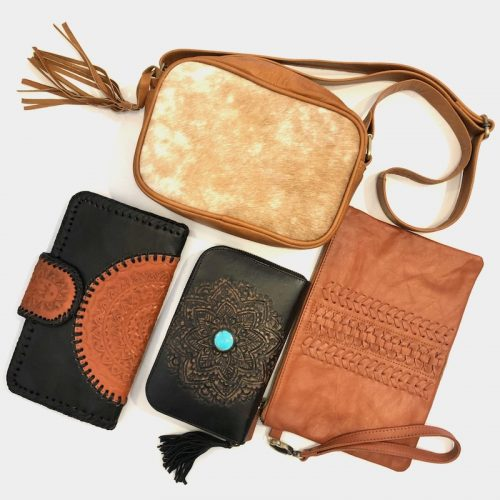 Bags, Wallets & Clutches